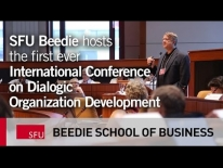 Gervase Bushe and Robert Marshak: First International Conference on Dialogic Organization Development