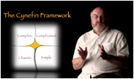Dave Snowden on Cynefin as a leader's framework for decision making in complexity.